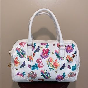 Betsey Johnson Butterfly Floral Purse